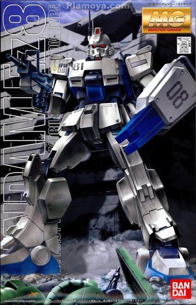 鋼彈模型 MG 1/100 第08MS小隊 RX-79(G) 鋼彈Ez8 TOYeGO 玩具e哥