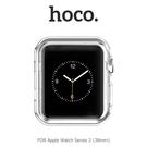 【愛瘋潮】hoco Apple Watch Series 2 (38/42mm) 透明 TPU 套 透色套 透明套