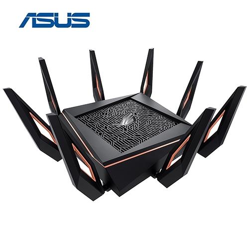 ASUS 華碩 ROG Rapture GT-AX11000 AX11000 三頻 WiFi 6 802.11ax 電競無線路由器