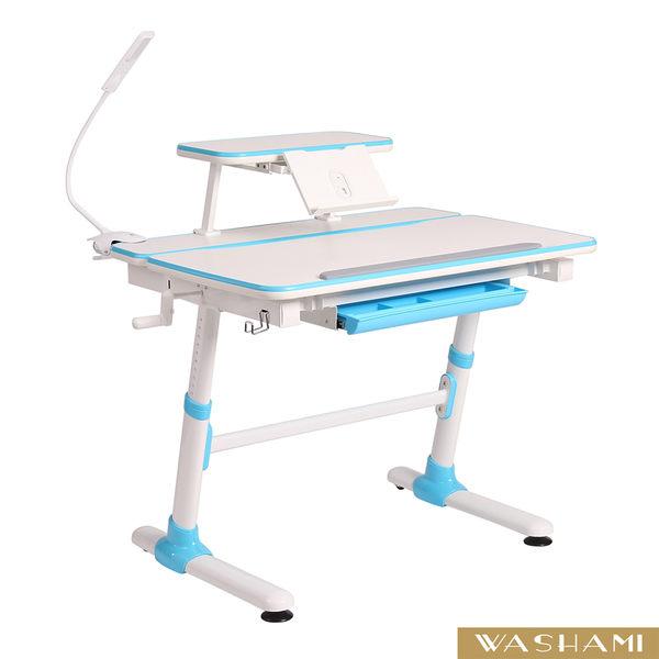 【韓式情人】WSH日式快樂兒童升降學習桌椅(尊爵版全動可調)-單桌  /遊戲桌/寫字桌/畫畫桌