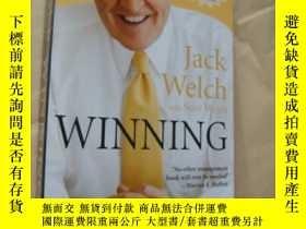 二手書博民逛書店Winning罕見英文原版 正品Y146810 Jack Wel