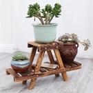 花架 花架子多層室內多肉植物桌面小花托陽台裝飾 莎拉嘿幼