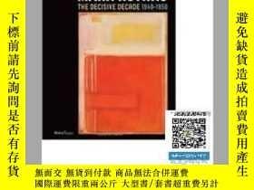 二手書博民逛書店【罕見】Mark Rothko: The Decisive De