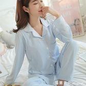 月子服純棉產後產婦全棉哺乳期餵奶衣外出孕婦睡衣家居服套 瑪麗蓮安