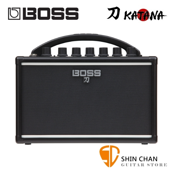 Boss KATANA-MINI 刀 7瓦 迷你電吉他專用音箱 Roland【 KTN-mini 】