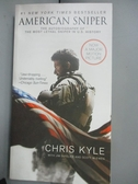 【書寶二手書T7/原文小說_NCH】American Sniper_Kyle, Chris