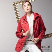 【ST.MALO】微城風起輕暖外套-1708WJ-里約紅