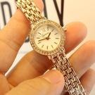 手錶女學生簡約氣質英國小眾潮流陶瓷復古手錬錶女士防水石英女錶 一米陽光