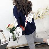 毛衣外套女韓版2018新款秋裝女裝寬鬆長袖上衣春秋季短款針織開衫