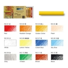SIMBALION 雄獅 12色油性粉彩POP-12/1