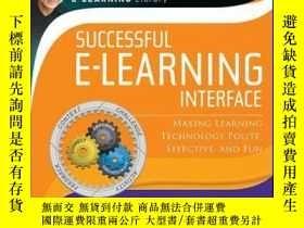 二手書博民逛書店Michael罕見Allen s Online Learning Library: Successful e-Le