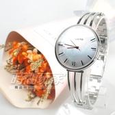 GOTO Marine 海洋系列 羅馬簡約時尚手錶 纖細手環錶 銀白色x珍珠螺貝面盤 女錶 GS1096L-2S-H41