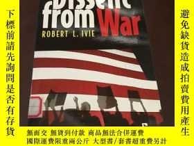 二手書博民逛書店Dissent罕見From WarY257028 Robert