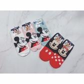 韓國襪子 迪士尼米奇短襪 米奇米妮 女襪 短襪 單雙