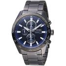 SEIKO Criteria勁速交鋒計時腕錶  V176-0AV0SD SSC655P1