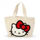 〔小禮堂〕Hello Kitty 刺繡布...