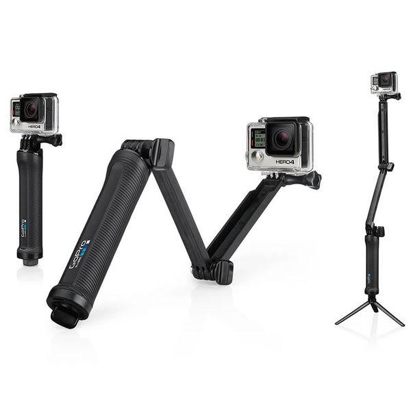 ◎相機專家◎ 全館免運 GoPro HERO7 3-Way 三向多功能手持桿 HERO AFAEM-001 總代理公司貨