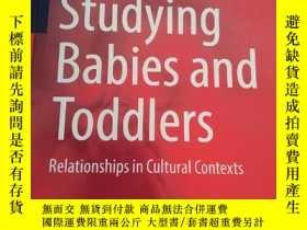 二手書博民逛書店Studying罕見babies and toddlersY35