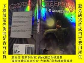 二手書博民逛書店Creepers:The罕見Scarecrow 爬蟲:稻草人Y200392