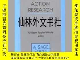 二手書博民逛書店【罕見】Participatory Action Researc