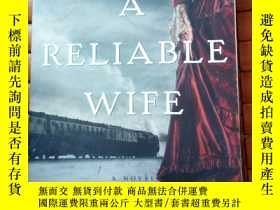 二手書博民逛書店A罕見Reliable Wife---一個可靠的妻子【詳情 請看