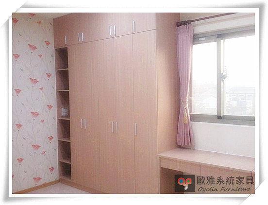 【歐雅系統家具】小孩房