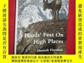 二手書博民逛書店Hinds罕見Feet on High Places (16開)