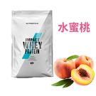 MyProtein IMPACT 乳清蛋白粉 1kg 水蜜桃