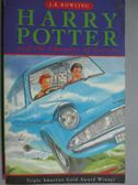 【書寶二手書T7/原文小說_HRC】Harry Potter and the Chamber Of Secrets_J.