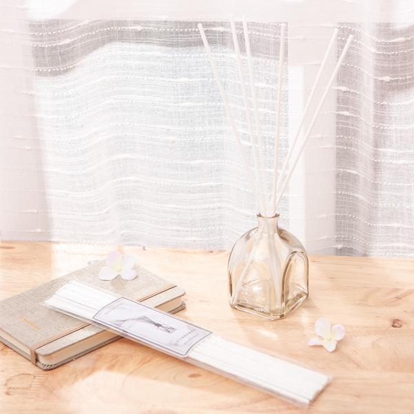 玩色主義-純色白擴香纖維棒20入-生活工場