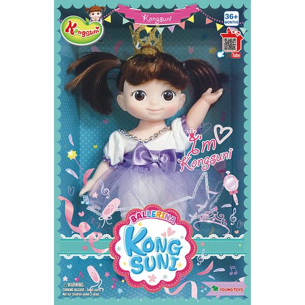 特價 KONGSUNI 小荳娃娃 芭蕾舞者_ YT31041