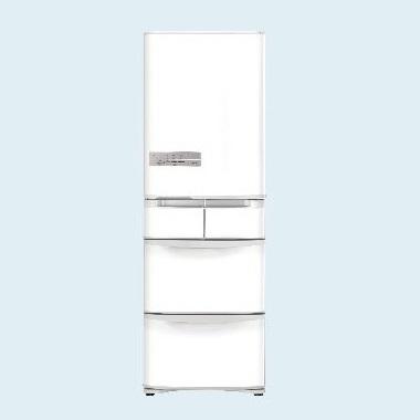 【得意家電】HITACHI 日立家電 RS42NJ / R-S42NJ (右開) 五門冰箱 (有兩色可選) ~日本原裝~
