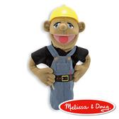 美國瑪莉莎 Melissa & Doug 手偶 - 工程師