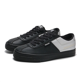 PONY 休閒鞋 MACADO 黑銀 板鞋 輕量 百搭 女 (布魯克林) 83W1MC01SL