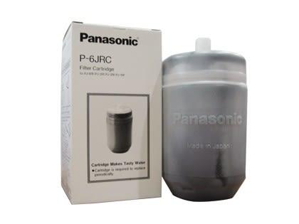 《Panasonic國際牌》活性碳濾心組P-6JRC 【日本原裝】【台灣公司貨】【適用TK-CS20】