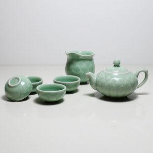 龍泉青瓷 功夫茶具