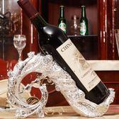 紅酒架 歐式貴族葡萄酒架裝飾品擺件創意客廳酒托 KB3257【野之旅】TW