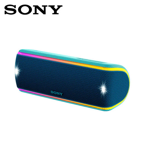 SONY SRS-XB31-L NFC/藍芽 防水隨身喇叭 藍色