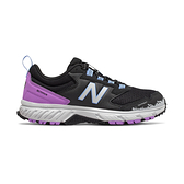 New Balance 女款黑紫色越野慢跑鞋-NO.WT510LB5