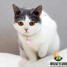 小貓幼貓可愛貓貓飾品日本和風貓鈴鐺項圈貓咪脖子裝飾用品【創世紀生活館】