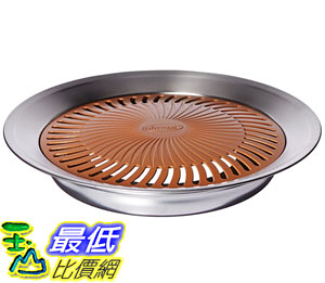 [8美國直購] 烤架 Gotham Steel Titanium and Ceramic Non-stick Smokeless Stove Top Grill  Healthy Indoor