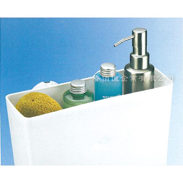 派樂 強力吸盤衛浴收納盒/角落架(方形款or平台款) 吸盤收納 浴室架 收納架 牆角架 置物架
