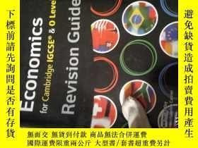 二手書博民逛書店Economics罕見IGCSE revision guideY