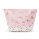 【震撼精品百貨】新娘茉莉兔媽媽_Marron Cream~Sanrio 兔媽媽化妝包/收納包L-烘焙#64348