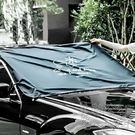 前擋風玻璃車窗防曬隔熱遮陽擋 YX2224『美鞋公社』