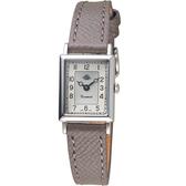 玫瑰錶Rosemont NS懷舊系列時尚腕錶 Tns012-Swa-LGB 銀