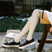 襪子 過膝襪子女韓國高筒襪春夏季純棉防滑長筒襪大腿堆堆襪