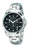 【Maserati 瑪莎拉蒂】/三眼鋼帶錶(男錶 女錶)/R8873621001/台灣總代理原廠公司貨兩年保固