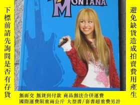 二手書博民逛書店Hold罕見on Tight (Hannah Montana,