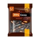 宏亞77  70%黑巧克力 220G【愛...